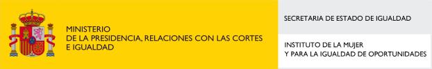 logo del Ministerio de Sanidad, Servicios Sociales e Igualdad